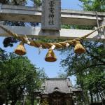 前橋市上新田雷電神社