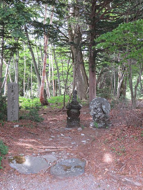 小鳥ヶ島の多宝塔